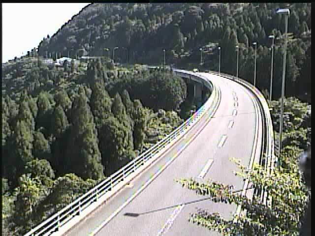 国道385号 佐賀側 東脊振トンネル付近 ライブカメラ
