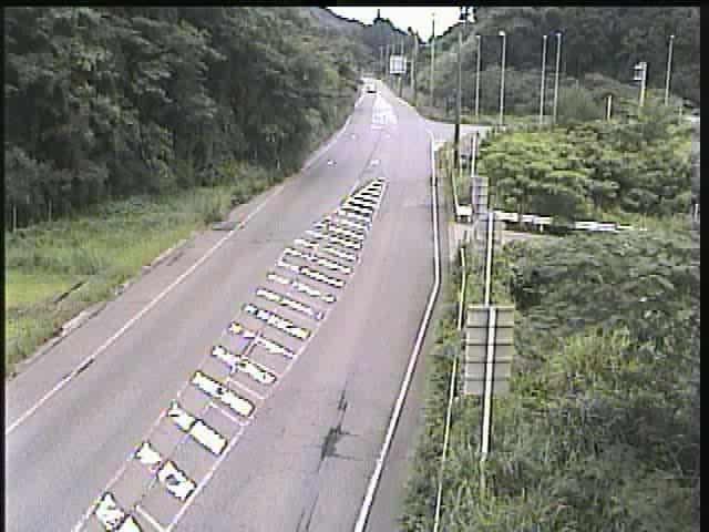 国道385号 福岡側 東脊振トンネル付近 ライブカメラ