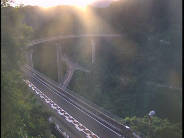 国道263号 福岡側 ループ橋付近 ライブカメラ